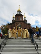 Blessing of the church